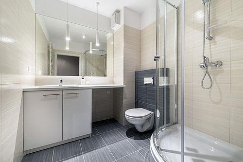 łazienka W Stylu Skandynawskim Jakie ściany Podłoga