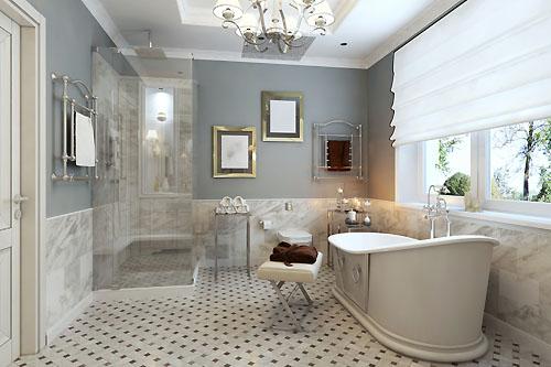 łazienka W Stylu Prowansalskim Jakie Barwy Meble