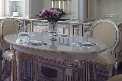 Kuchnia w stylu prowansalskim Jakie meble, ściany, podłoga, dodatki?  Styl   -> Waniliowa Kuchnia Jakie Dodatki